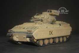 US Army M2A1 Bradley 1:35 Pro Built Model  - $222.75