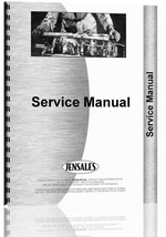 Gehl WR310 Wheel Rake Service Manual [Plastic Comb] [Jan 01, 2014] Jensa... - $25.73