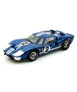 1966 Ford GT 40  #2  Dan Gurney & J. Grant  1966 Sebring   Shelby 1:18 b... - $64.30