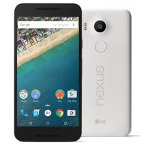 lg nexus 5x h791 white 2gb 32gb 5.2 hd screen android 6.0 4g lte smartphone - $199.99
