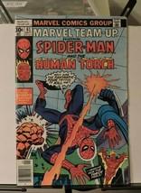 Marvel Team-Up #61 sept 1977 - $4.40
