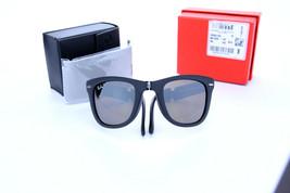 Ray Ban Sonne Faltbar Wayfarer Selten Limitierte Auflage Sonnenbrille RB... - $499.73