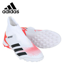 Adidas Predator 20.3 LL TF Turf Football Shoes Soccer Cleats White EG0909 - $139.99
