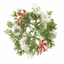 Candlering Deer Candy Red And White 1Inch - $15.00