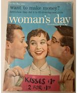 WOMANs DAY Magazine May 1955 Herbert Asbury John Mcnulty Rebecca Shallit  - $9.49