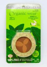 Physicians Formula Organic Wear 100% Natural Origin Blush No.2166 Warming Organi - $7.52