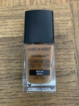 Wet N Wild Photofocus Foundation 377C Mocha - $19.68