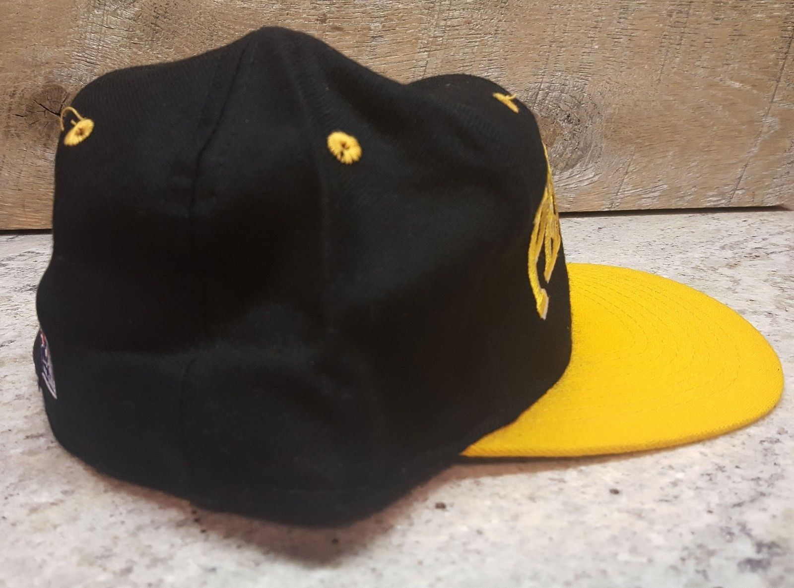 Vintage Pittsburgh Penguins The Game 90's Hat Cap Fitted Mutiple Sizes Available
