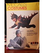 McCall's Costumes Pattern 7767 / Size CC (2,3,4) - Cute Critters - Toddl... - $16.17