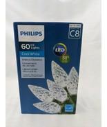 Philips 60 C6 Lights Cool White C8 LED - $8.96