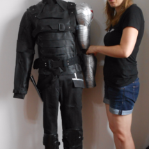 Winter Soldier cosplay costume from Captain America - $580.00