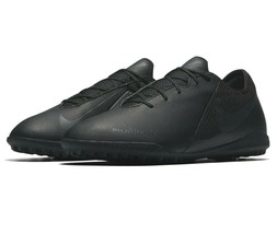 Nike Phantom VSN Academy TF Black AO3223-001 (Mercurial 360) Mens Soccer... - $57.95