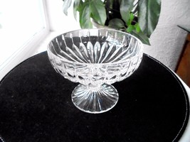 """Mikasa Park Lane Small Bowl Compote 4 1/8"""" Tall 5"""" Wide - $23.76"""