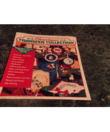 Christmas Transfer Collection Magazine Fabric Iron on - $2.99