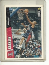(b-32) Charles Barkley 1996-97 Upper Deck Collector's Choice # 248 - $1.50