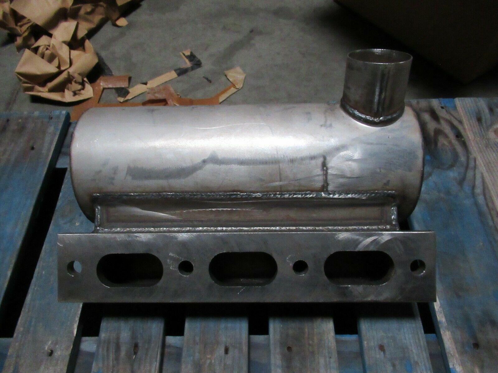 Nelson 9273 Exhaust Muffler New