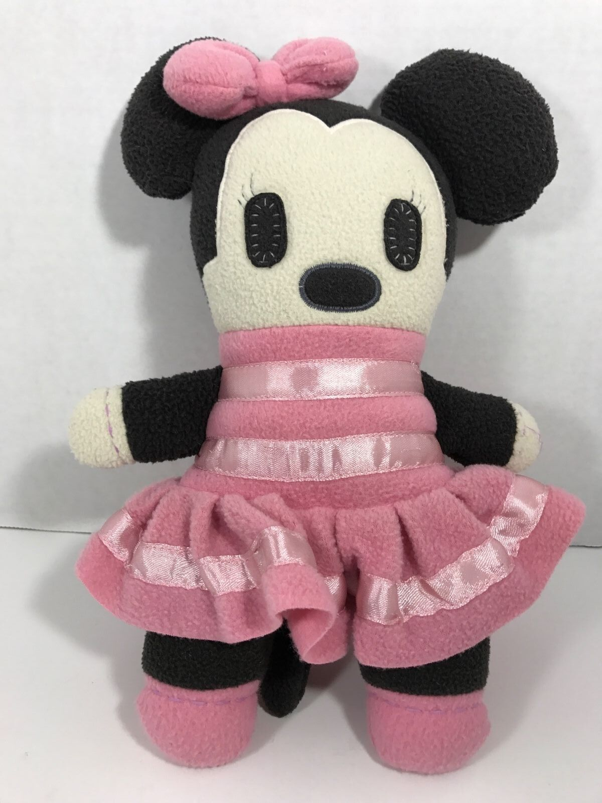 "Disney Minnie Mouse Pook-a-Looz Plush Doll 12"" Disney Park"