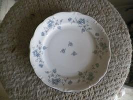 Johann Haviland Blue Garland bread plate 3 available - $3.12