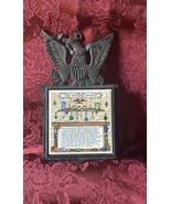 Vtg. Chadwick CMI Japan Trivet Hot Plate Cast Iron Dining  Art Porcelain... - $34.65