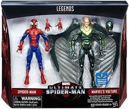 Marvel Legends Ultimate Spider-Man & Marvels Vulture Exclusive 2-pack ac... - $34.60