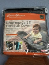 Eddie Bauer® Neoprene Shopping Cart High Chair Cover New - $29.02