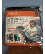 Eddie Bauer® Neoprene Shopping Cart High Chair Cover New - $29.02