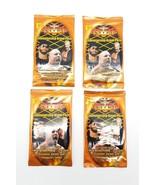 WCW WWE Koko's Monday Night Nitro Championship Brawl Pack x4 Macho Man G... - $12.12
