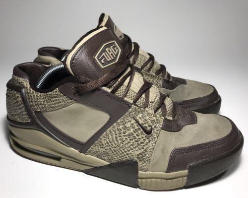 """buy online 22bd0 c5d14 ... Nike Air Force Formidable Low """"Snakeskin"""" US 10.5 313702-221 ..."""