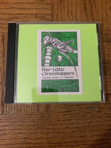 Primary image for Four Little Grasshoppers CD