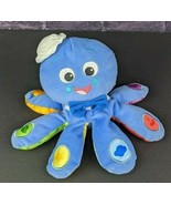 Baby Einstein OctoPlush Octopus English Language Spanish French Bilingua... - $13.85