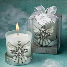 Angel Themed Candle Communion Favors: Regal Favor Collection, 14 - $41.69