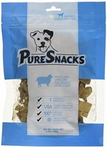 Puresnacks Lamb Freeze-Dried Treats For Dogs, 5.50Oz   156G - Value Size - ₹874.53 INR