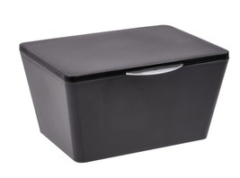 Wenko 22602100 Aufbewahrungsbox Mit Deckel Brasil Aufbewahrungskorb, Bad... - $23.55 CAD