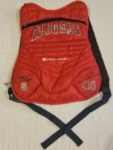 Anaheim Los Angeles LA Angels Backpack Catcher #44 #5 MLB Baseball - $11.75