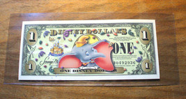 2005 Disney Dollar - DUMBO - NO BARCODE - Mint Condition - D Series - $12.95