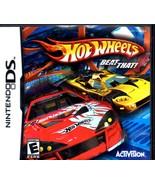 Nintendo DS - Hot Wheels: Beat That  - $9.95