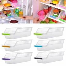 1pcs Creative Kitchen Refrigerator Organizer Shelf Rack Rack kitchen pro... - $7.99