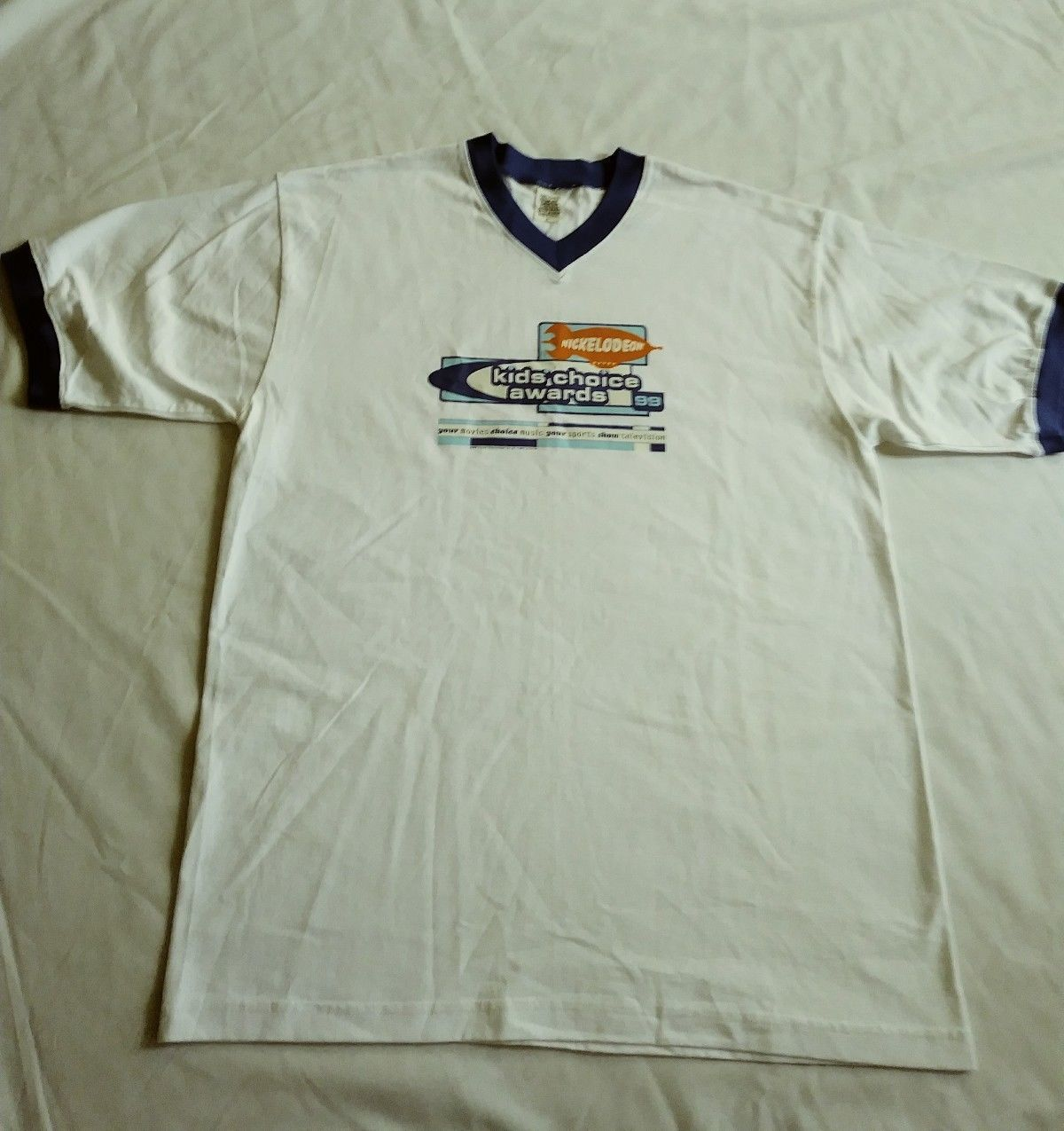 120369d2d Nickelodeon Kids Choice Awards 1999 White/ and 50 similar items