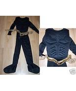 Boy's Size Medium 7 8 10 Batman The Dark Knight Bat Man Halloween Costum... - $24.00