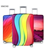 HMUNII® Fashion Elastic Fabric Luggage Protective Cover Suitable18-32 Inch - $20.64+