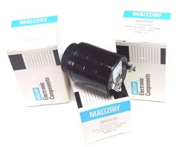 LOT OF 3 NIB MALLORY SC628AP SONALERT ELECTRONIC SIGNAL 6-28 VAC/VDC, 2900 HZ