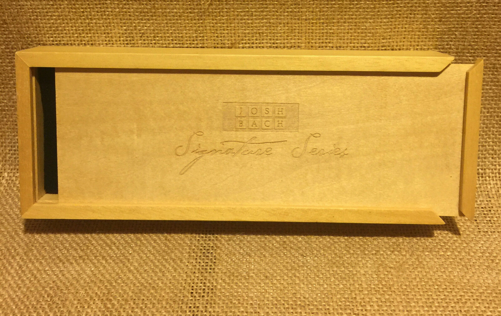 Dentist Hygienist Dental Student Gift Pen Josh Bach Signature Series Wooden Box