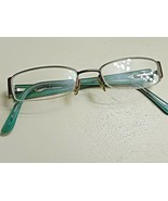 Guess GU9035 Eyeglasses 46-17 135 Brown Green Flex Hinge FRAME ONLY - $20.74
