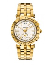 Versace V-Race Sport VAH03 0016 Gold Men's Watch - $2,562.12