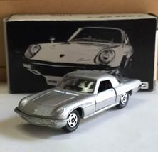 Tomica Mazda Cosmo Sports Black Box Domestic Car Series Rotary Vintage Rare - $212.84