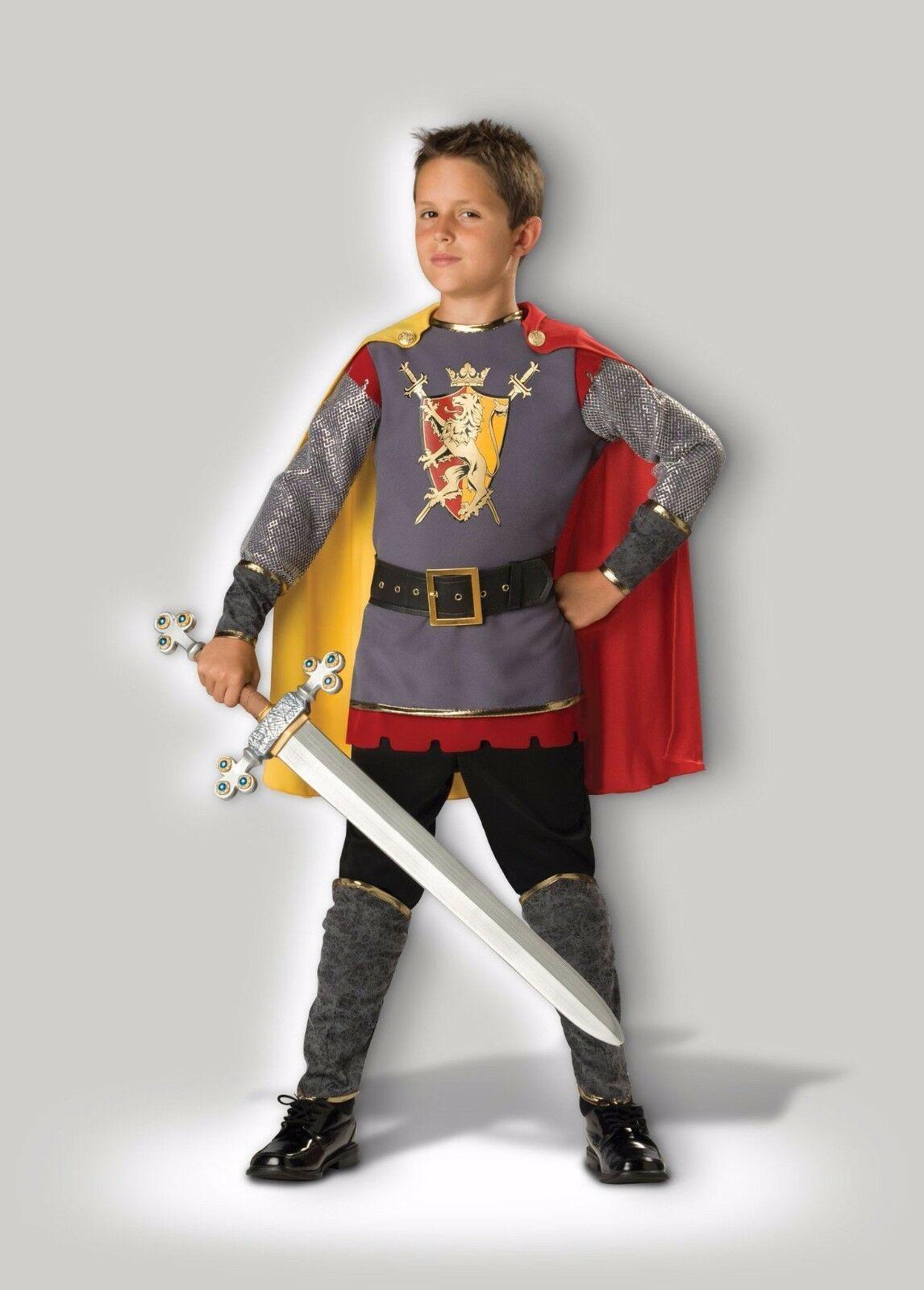Incharacter Loyal Chevalier Médiéval Guerrier Garçon Enfant
