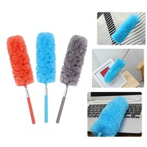 Adjustable Stretch Microfiber Feather Duster Household Cleaning  Dusting... - $15.20