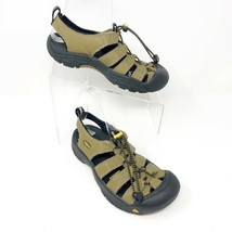 Keen Womens Walking Shoes, Sandals, Olive, Size 6, Rubber Toe - $27.69