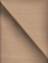 Toray Ambiance Ultrasuede New Saddle Tan Upholstery Fabric 1.125 yds EJ - $8.55
