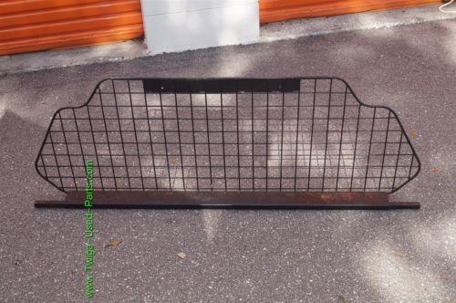 98-02 Subaru Forester Metal Cargo Area Partition Pet Barrier